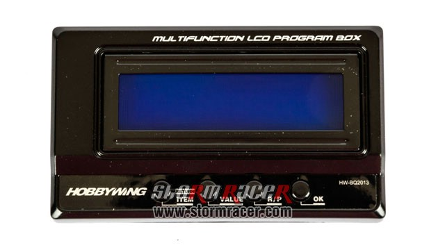 Multifunction LCD Progran Box HW-BQ2013 007