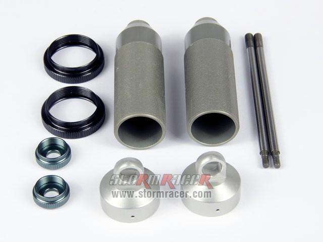 MugenSeiki Rear Damper Set MBX7TR/E #E2549 004