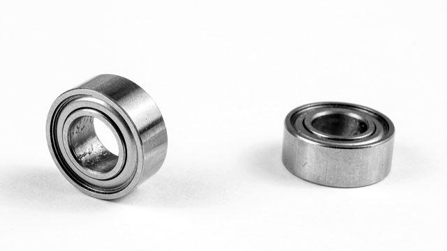 MugenSeiki Clutch Bearing 5x10x4mm #E0602 (2P) 005