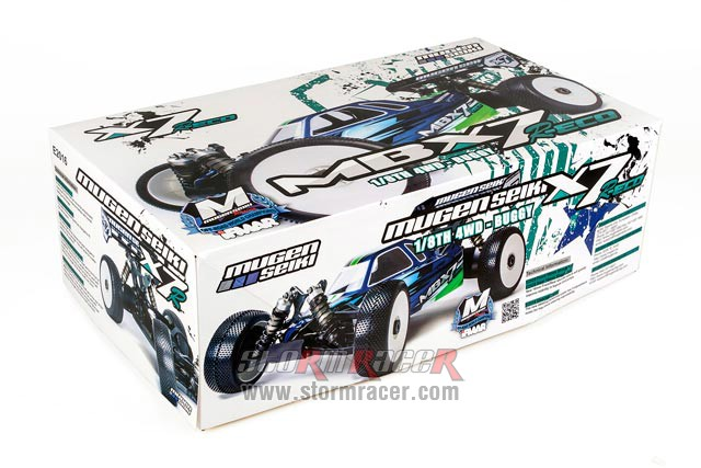 MugenSeiki Buggy 1/8 MBX-7R Electric (Kit 80%) 001