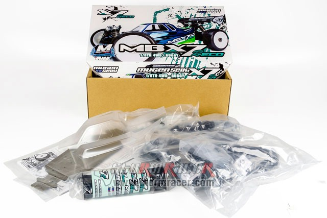 MugenSeiki Buggy 1/8 MBX-7R Electric (Kit 80%) 002