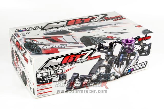 MugenSeiki Racing GT 1/8 MGT-7 Nitro (Kit 80%) 001