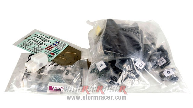 MugenSeiki Racing GT 1/8 MGT-7 Nitro (Kit 80%) 005