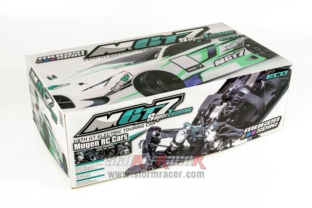 MugenSeiki Racing GT 1/8 MGT-7 Electric (Kit 80%) 001