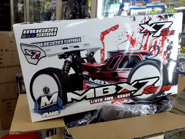 MUGEN SEIKI WORLD CHAMPION PRO BUGGY 1/8 - 2015 IMG_0321