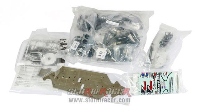 MugenSeiki MBX-7R Kit 80% Nguyên Thùng 004