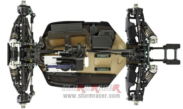 MugenSeiki MBX-7R Kit 80% Đã Ráp 009