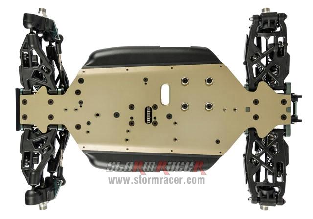 MugenSeiki MBX-7R Kit 80% Đã Ráp 010