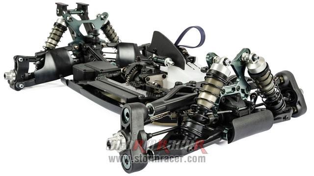 MugenSeiki MBX-7R Kit 80% Đã Ráp 014
