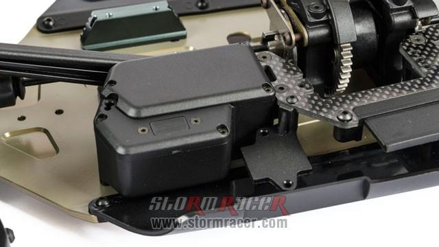 MugenSeiki MBX-7R Kit 80% Đã Ráp 017