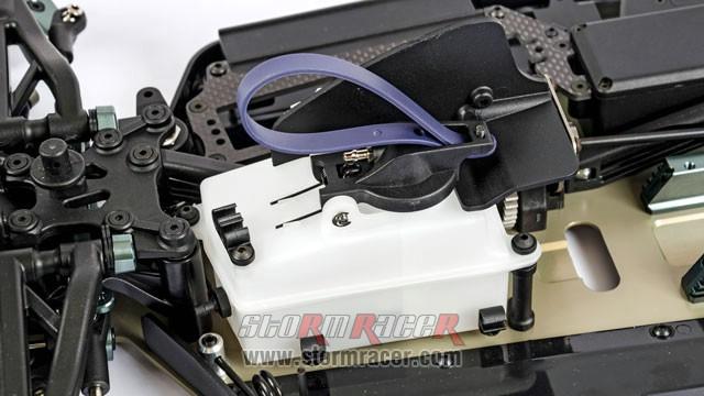MugenSeiki MBX-7R Kit 80% Đã Ráp 019