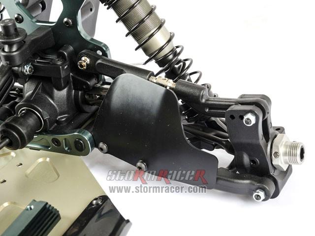 MugenSeiki MBX-7R Kit 80% Đã Ráp 022