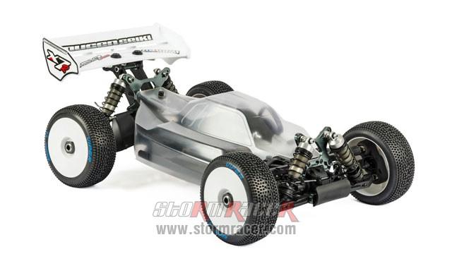 MugenSeiki MBX-7R Kit 80% Nguyên Thùng 028