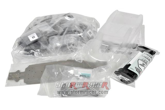 MugenSeiki MBX 7T ECO Kit 80% 003