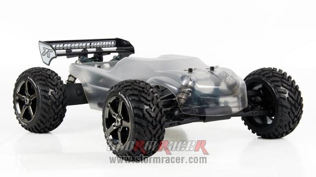 MugenSeiki MBX 7T ECO Kit 80% Body + Tires 002