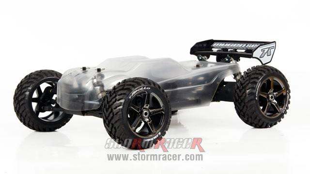MugenSeiki MBX 7T ECO Kit 80% Body + Tires 003