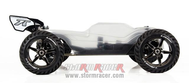 MugenSeiki MBX 7T ECO Kit 80% Body + Tires 006