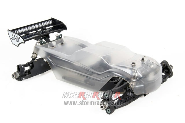 MugenSeiki MBX 7T ECO Kit Clear Body 002