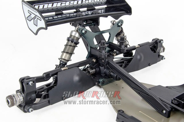 MugenSeiki MBX 7T ECO Kit Clear Body 007