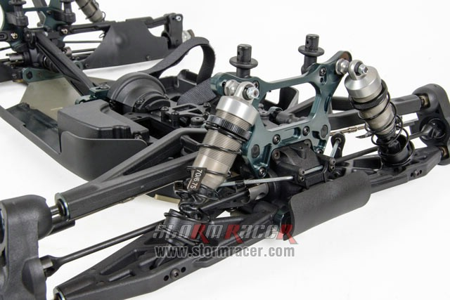 MugenSeiki MBX 7T ECO Kit Clear Body 008