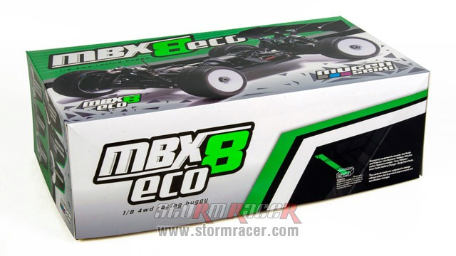 MugenSeiki Buggy 1/8 MBX-8 ECO Kit 80% 002