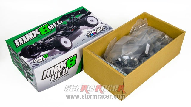MugenSeiki Buggy 1/8 MBX-8 ECO Kit 80% 003