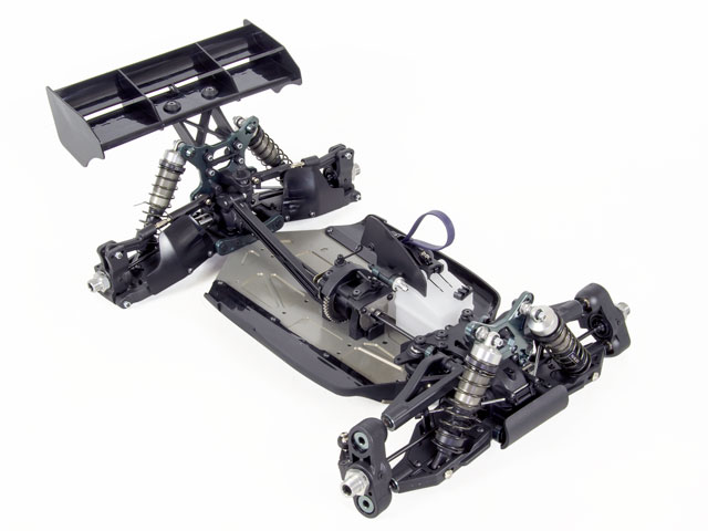 MugenSeiki Buggy 1/8 MBX-8 Worlds Edition Kit 80% Ráp Sẵn 004
