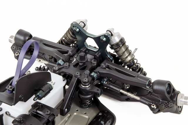 MugenSeiki Buggy 1/8 MBX-8 Worlds Edition Kit 80% Ráp Sẵn 008