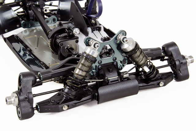 MugenSeiki Buggy 1/8 MBX-8 Worlds Edition Kit 80% Ráp Sẵn 009