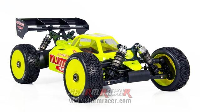 MugenSeiki Buggy 1/8 MBX-8 ECO 150A 002