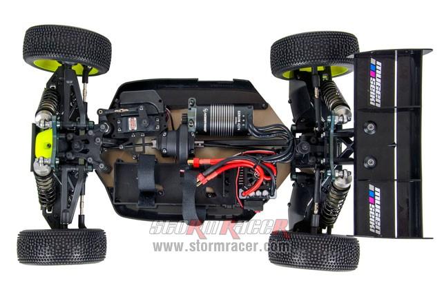 MugenSeiki Buggy 1/8 MBX-8 ECO 150A 008
