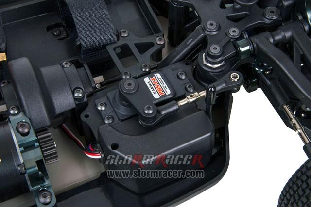 MugenSeiki Buggy 1/8 MBX-8 ECO 150A 011