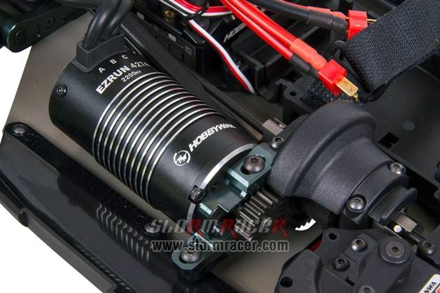 MugenSeiki Buggy 1/8 MBX-8 ECO 150A 012