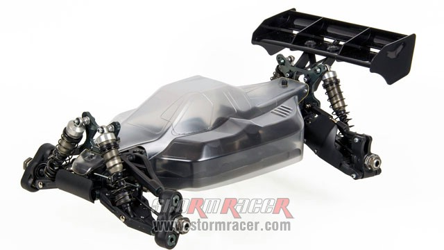 MugenSeiki Buggy 1/8 MBX-8 ECO (Kit 80% STQ) 001