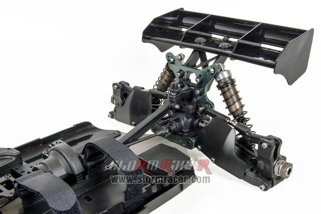 MugenSeiki Buggy 1/8 MBX-8 ECO (Kit 80% STQ) 011