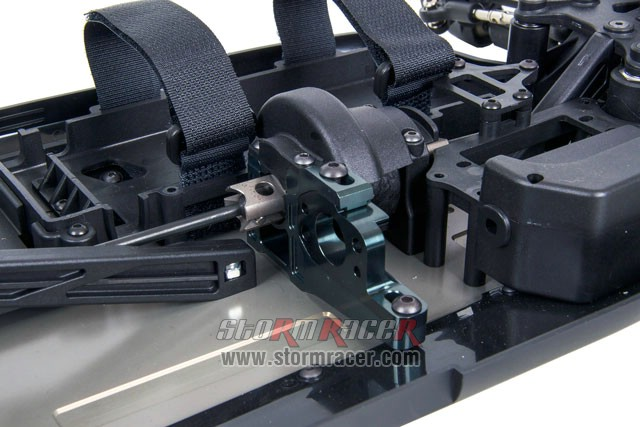 MugenSeiki Buggy 1/8 MBX-8 ECO (Kit 80% STQ) 015