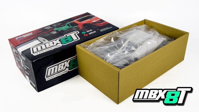 MugenSeiki Truggy 1/8 MBX-8T Kit 80% 002
