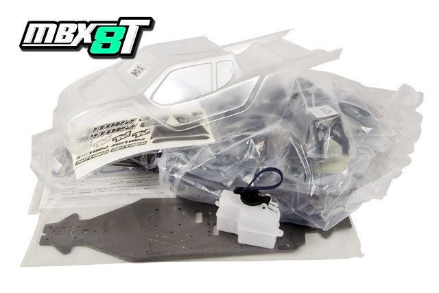 MugenSeiki Truggy 1/8 MBX-8T Kit 80% 003