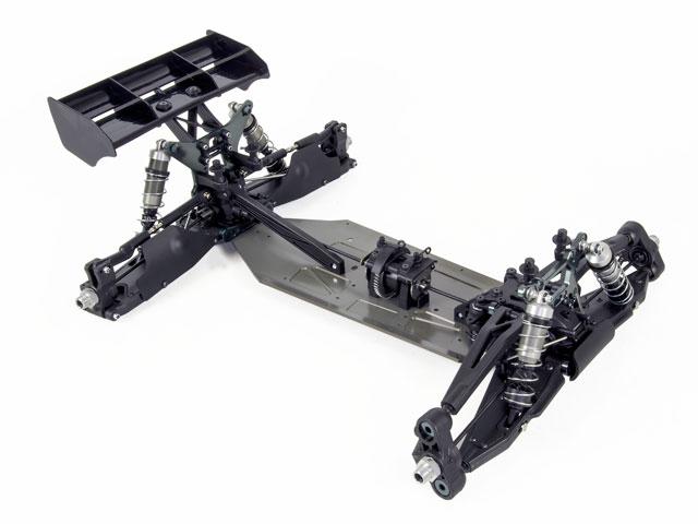 MugenSeiki Truggy 1/8 MBX-8T Kit 80% Ráp Sẵn 004