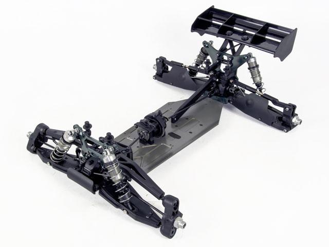 MugenSeiki Truggy 1/8 MBX-8T Kit 80% Ráp Sẵn 005