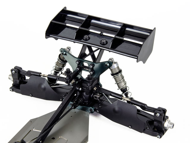 MugenSeiki Truggy 1/8 MBX-8T Kit 80% Ráp Sẵn 007
