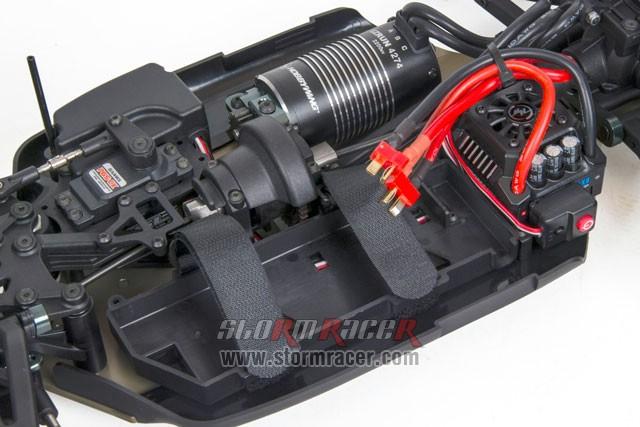 MugenSeiki MGT-7 Brushless 150A w/Sanwa MT-S 016
