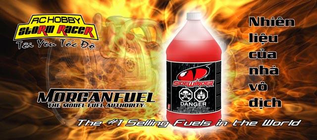 Xăng Nitro 25% (gallon=3,8l) SIDEWINDER