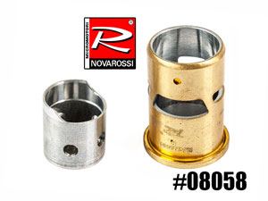 NovaRossi Piston/Sleeve 3,5cc #08058 (set)