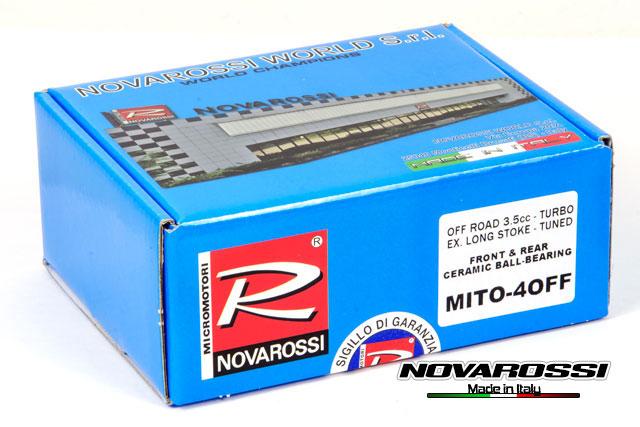 NovaRossi .21 Mito Ceramic (3.5cc) 4P Turbo 001