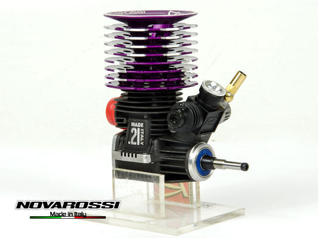 NovaRossi .21 Mito Ceramic (3.5cc) 4P Turbo 005