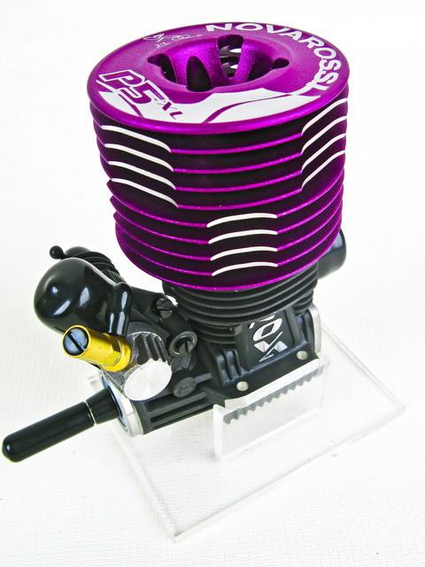 Novarossi 21 P5-XLT (3.5cc) 5 ports Long Stroke