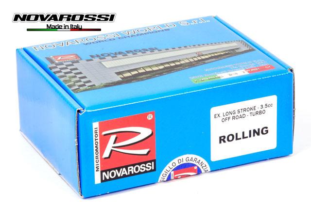 NovaRossi .21 Rolling (3.5cc) 7P Turbo 001
