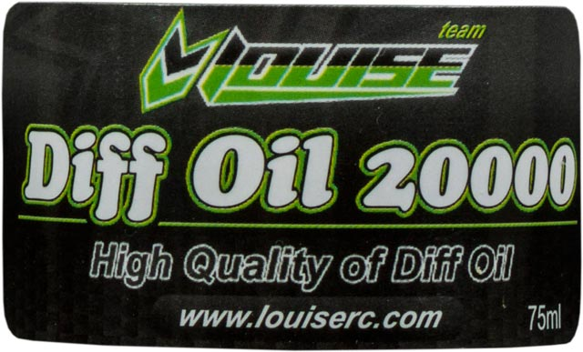 Louise Silicon Diff. Oil 20.000 L-T220 (75ml)