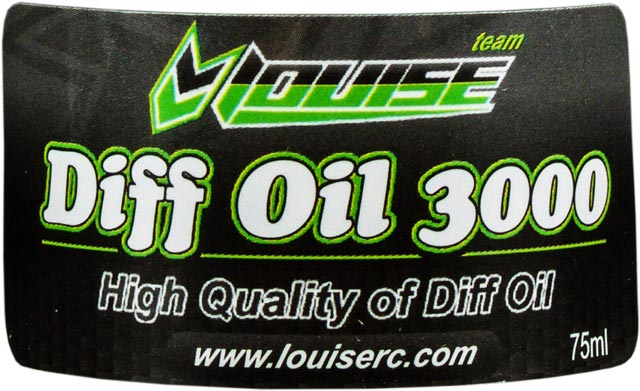 Louise Diff Oil 3000